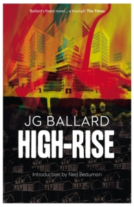 High-Rise by JG Ballard book cover