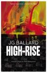 High-Rise by JG Ballard book cover