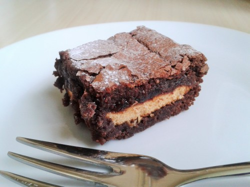 How to make Jaffa cake orange chocolate brownies recipe