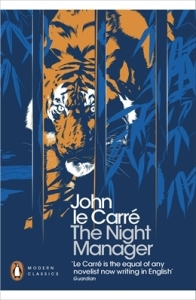 The Night Manager by John le Carré book cover