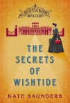 The Secrets of Wishtide by Kate Saunders book cover