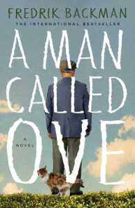 A Man Called Ove by Fredrik Backman book cover