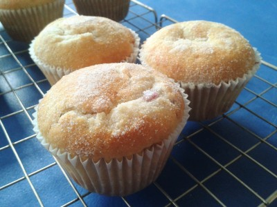 how to make jam doughnut muffins recipe 1