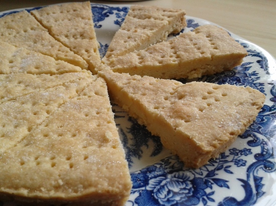 How to make lemon shortbread recipe uk