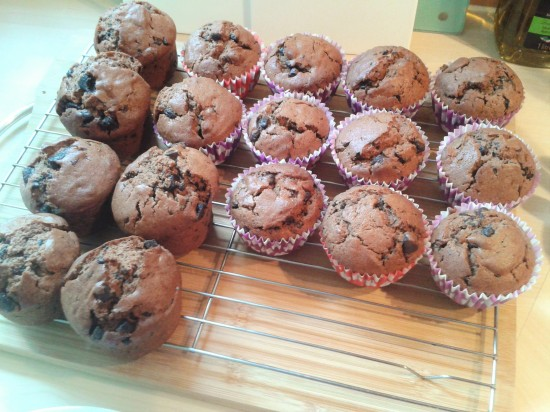 recipe-double-chocolate-muffins-freshly-baked
