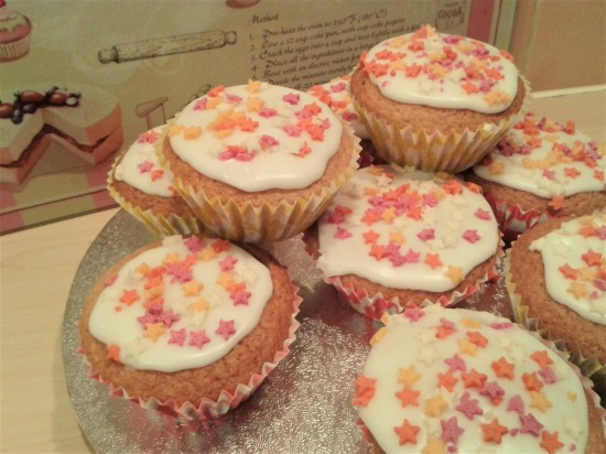 Cupcakes Recipe Uk Easy: Writing, Reading, Baking. Sometimes All At