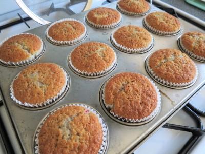 Easy raspberry cupcakes with orange drizzle recipe