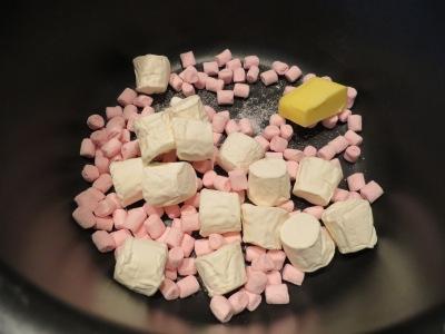 Rice Krispies stars marshmallow treats uk