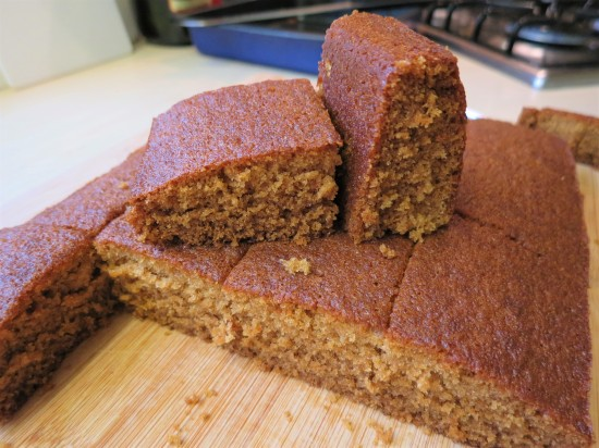 Easy gingerbread cake ginger cinnamon cake recipe uk
