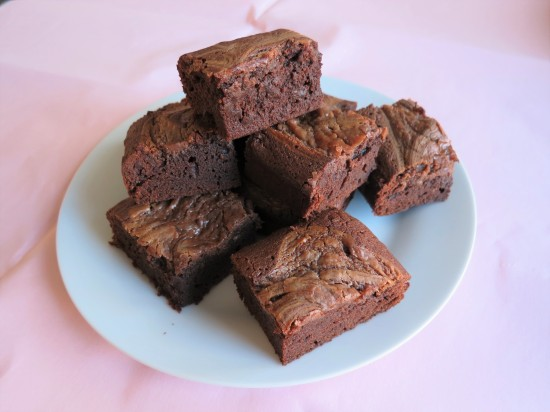 Baking with Baileys and nutella cheesecake brownies uk recipe