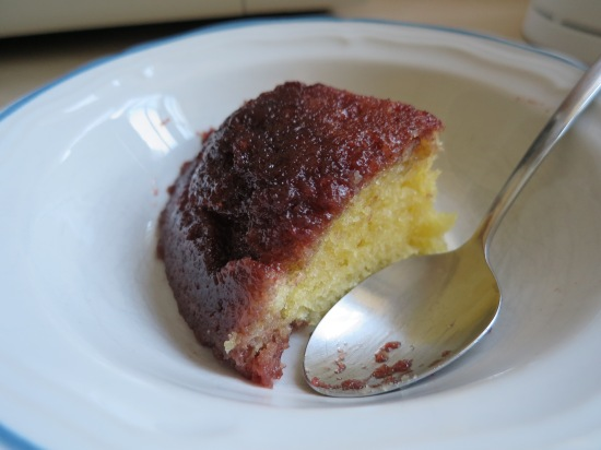 Quick Microwave sponge jam pudding recipe uk