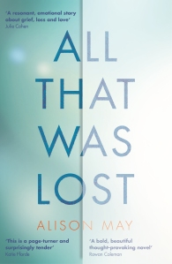 All That Was Lost by Alison May Cover