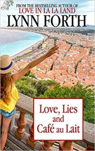 Love, Lies and Cafe au Lait by Lynn Forth cover
