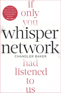Whisper Network by Chandler Baker book cover