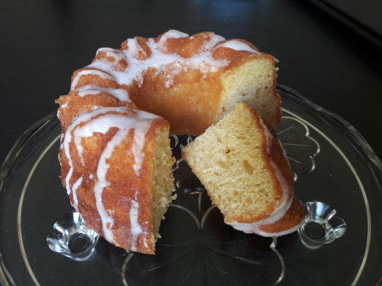 一种简单的配方蛋糕蛋糕