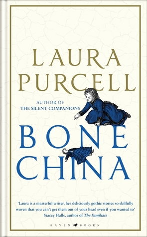 Bone China by Laura Purcell book cover image