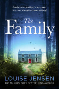 The Family by Louise Jensen book cover