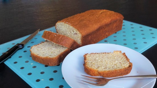 Easy banana cake recipe uk quick to bake and share