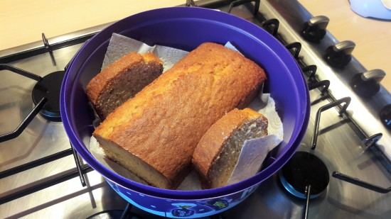 Quick and easy banana cake recipe uk