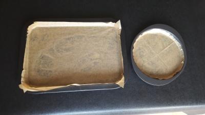 Quick Valentine's heart shaped Florentines recipe uk prepared tins