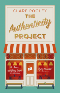 The Authenticity Project by Clare Pooley book cover