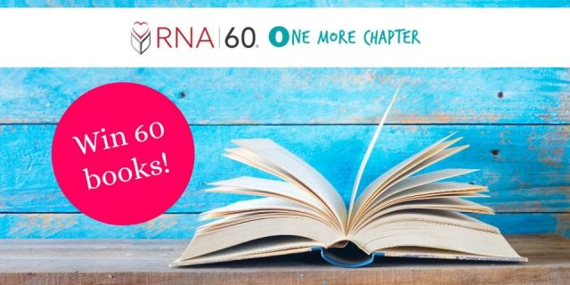 RNA60 romantic fiction bookclub on facebook launch win 60 romance books competition with One More Chapter