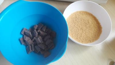 Ingredients for kids fun chocolate truffles easy uk recipe