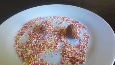 Making kids fun chocolate truffles easy uk recipe