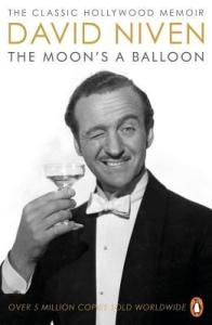The Moon's a Balloon by David Niven - autobiography cover