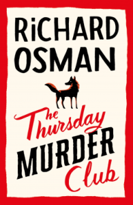 The Thursday Murder Club by Richard Osman cover image