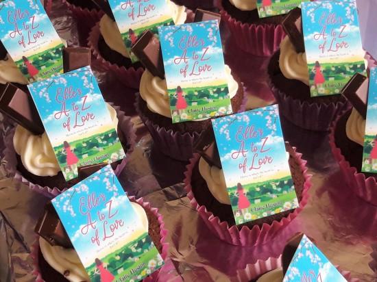 Book cover chocolate cupcakes uk recipe