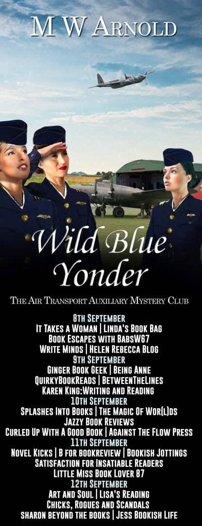 Wild Blue Yonder Full Tour Banner